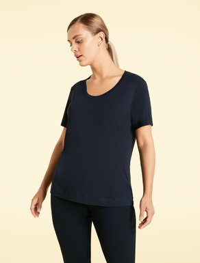 EASY T-shirt in jersey stretch