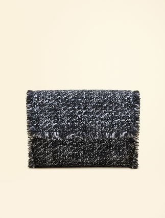 Jacquard belt bag