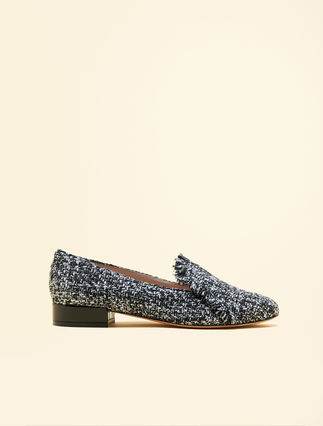 Jacquard loafers