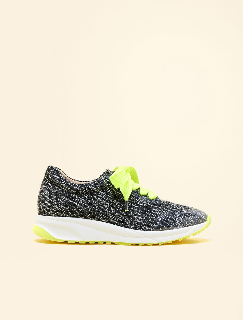 Jacquard sneakers
