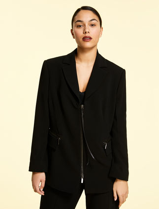 Triacetate jacket
