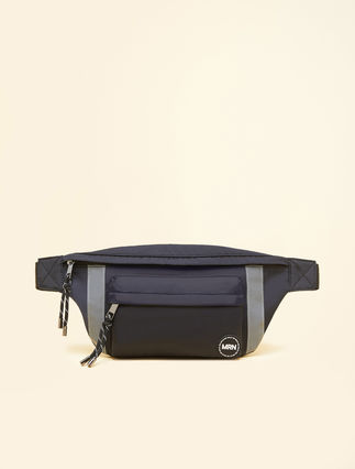 Nylon pouch bag