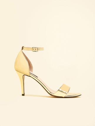 Sandales lamées